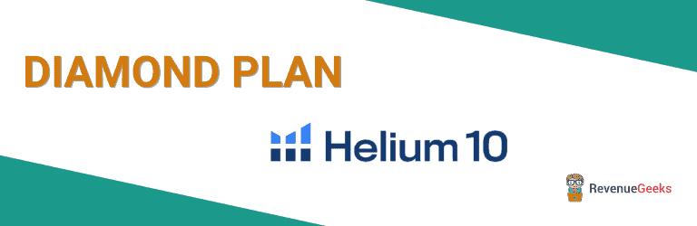 Helium 10 Diamond Plan