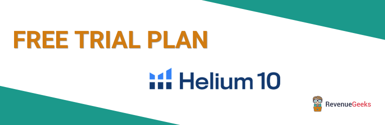 Helium 10 Free Plan