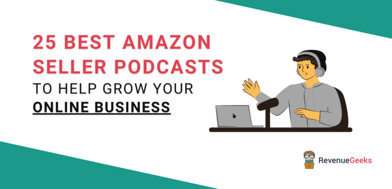 The most valuable Amazon FBA podcasts online