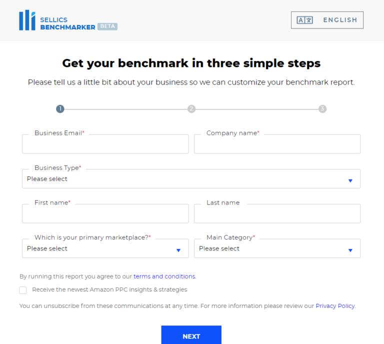 Enter details and click Next