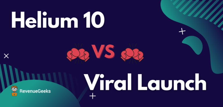 Helium 10 vs Viral Launch