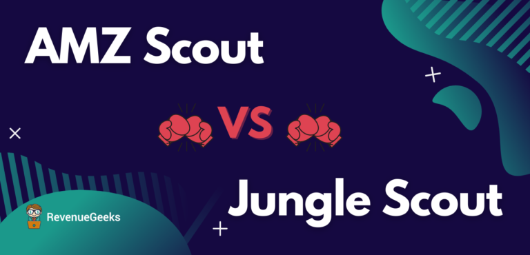 Jungle Scout vs AMZScout compared